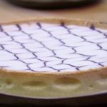 John Whaite lemon and blackcurrant bakewell tart recipe on Chopping Block