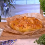 Phil Vickery filo pastry pie recipe on This Morning