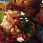 James Tanner Moroccan Sweet Potatoes recipe on Lorraine