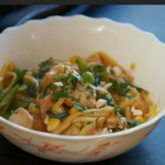 Gregg Wallace chicken satay noodles recipe on Eat Well for Less