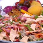 Jamie's tandoori chicken salad recipe on This Morning