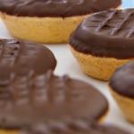 Mary Berry jaffa cake recipe on The Great British Bake Off