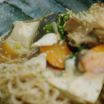 Jamie Oliver Korean chicken hotpot with kimchi recipe on Jamie's Super Food