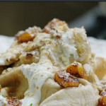 Jamie Oliver pineapple pancake mess recipe on Jamie's Super Food