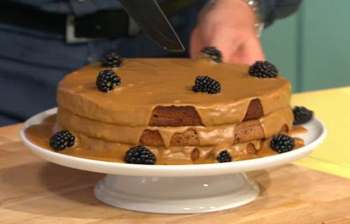 Tennesee Jam Cake Frosting