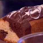 Nadiya Hussain chocolate zebra cake recipe on This Morning
