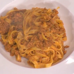Gino's Bolognese Sauce the Italian way on This Morning