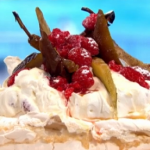 Phil's perfect Autumnal Pavlova recipe on This Morning
