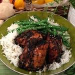 John whaite's sticky sesame chicken recipe on Lorraine