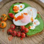 Jamie Oliver Toasted Popeye Bread recipe on Jamie's Super Food