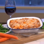 "Gino's ""Britalian"" Cottage Pie recipe on This Morning"