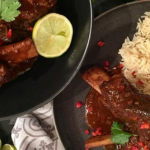 Dean Edwards Malaysian braised beef short ribs recipe on Lorraine