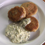 Rick Stein fish cakes with remoulade sauce recipe on Rick Stein's Long Weekends