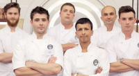 Arnaud, Rohan, Harrison, Joe, Andrew and Brenton showcased their cooking skills on MasterChef: The Professionals. The six professional chefs were all hoping to impress Marcus Wareing, Monica Galetti and Gregg...