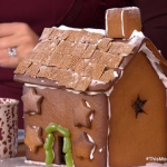 Juliet's festive gingerbread house dough recipe on This Morning