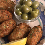 Rick Stein salt cod fritters recipe on Rick Stein's Long Weekends