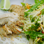 Jamie Oliver sesame butterflied chicken recipe on Jamie's Super Food