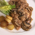 Rick Stein chicken with Marsala sauce recipe on Rick Stein's Long Weekends