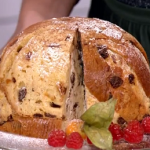 Gino's Italian Christmas pudding recipe on This Morning