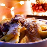 Phil's Austrian pancakes recipe on This Morning Austrian Christmas Feast