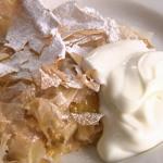 Rick Stein peach pie recipe on Rick Stein's Long Weekends