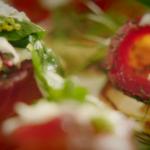 Jamie Oliver gravadlax of salmon with horseradish and vodka recipe on Jamie's Ultimate Christmas