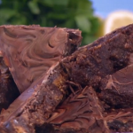 Phil's gluten-free chocolate tiffin recipe on This Morning