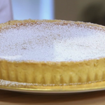 Paul Ainsworth apple tart with lemon curd recipe