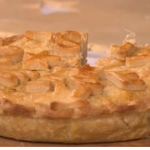 Phil's cheese and onion pie recipe on This Morning