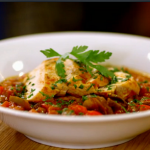 Stacy's chicken cacciatore with mushrooms recipe