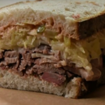 Reuben sandwich recipe the Hairy Bikers Comfort Food