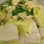 Paul Ainsworth coronation chicken with lemongrass recipe