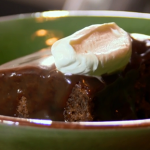 The Hairy Bikers sticky toffee pudding with toffee sauce recipe