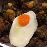 Nigel Barden Chilli Beef Hash recipe on Radio 2 Drivetime