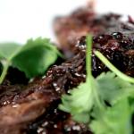 Raymond Blanc Asian flavoured beef shin with papaya salad recipe