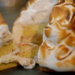 Michel Roux Jr peanut butter and jelly baked Alaska recipe on Hidden Restaurants