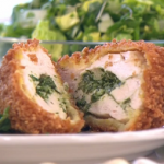 Phil's retro chicken Kiev recipe on This Morning