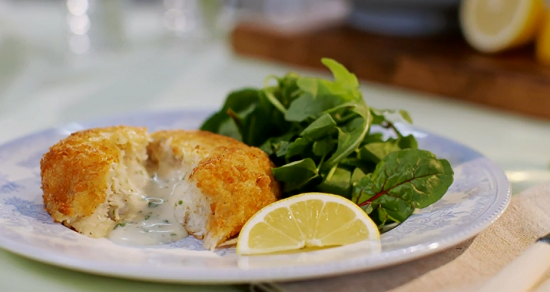 Mary Berry Very Fancy Fish Cakes Recipe
