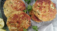 Levi Roots served up a fish cakes feast with chilli and coriander on today's episode of Lorraine. The ingredients are: 200g floury potatoes, peeled & cut into large chunks, 500g...