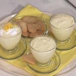 Phil's lemon mousse in minutes recipe on This Morning