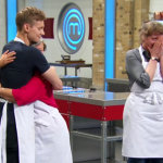 Alex from winchester, Sharon from Harrogate and Faye from northumberland  made Masterchef quarter-final