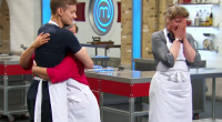 Alex from Winchester, Sharon from Harrogate and Faye from Northumberland, are the first Masterchef cooks to make the quarter-final this week. MasterChef Kitchen Bible is available from Amazon, now.