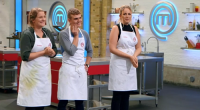 Adam from Leeds, Giovanna and Lyndsay from St Albans made it through to the Masterchef 2017 quarter final. The three cooks saw of tough competition from 5 other cooks to...