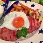 Dean Edwards gammon with pineapple recipe on Lorraine