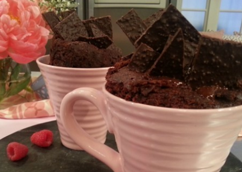 Mug Cake Recipe Nigella