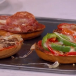 Michela Chiappa pizza fussy eaters recipe on This Morning