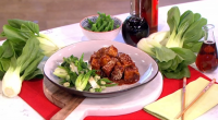 Phil Vickery served up a scrumptious pork belly stir-fry on This Morning. The ingredients are: 1 kg belly pork, free of skin and bones and 2 x 10g pork stock...