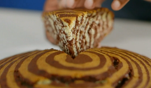 Tiger Cake Recipe Uk