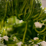 Jamie Oliver's super green spaghetti with cavolo nero recipe
