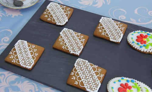 Prue Leith Ginger Biscuits Recipe On The Great British Bake Off 2017 The Talent Zone